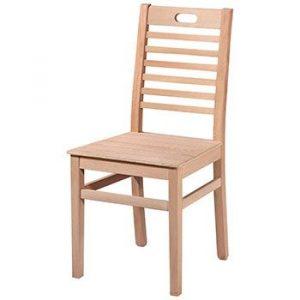 Gürgen ağacından mutfak sandalyesi