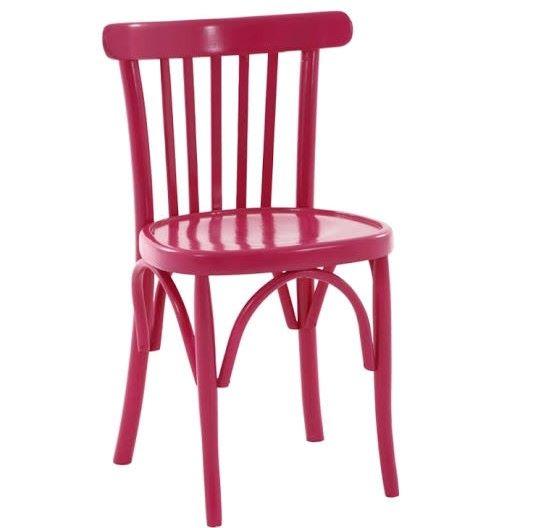 Dik Çubuklu Tonet Sandalye