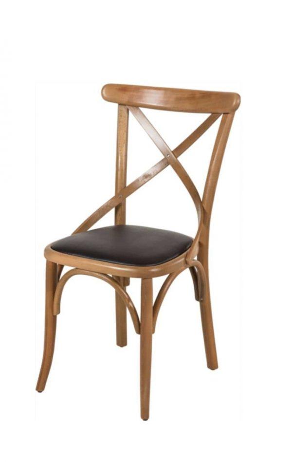 Ingiliz tarzi eski tonet sandalye