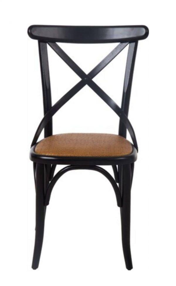 Bar icin siyah ingiliz tarzi sandalye