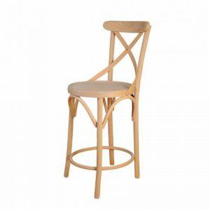 Tonet bar sandalyesi ham şekilde