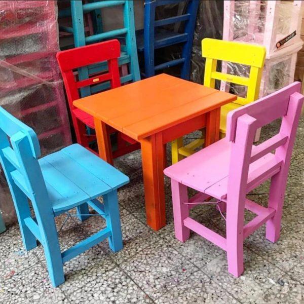 Çocuk masa sandalye